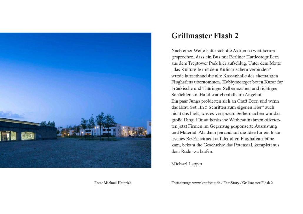 Grillmaster Flash 2