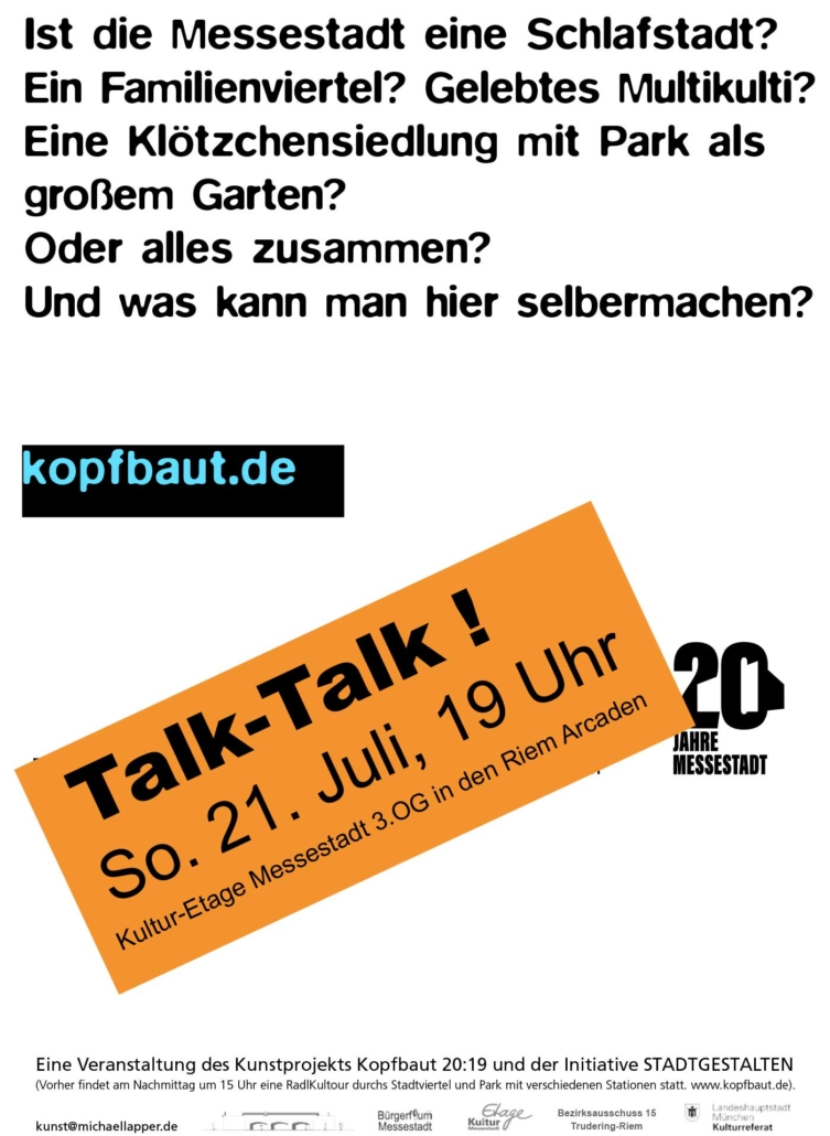 Plakat zu TalkTalk