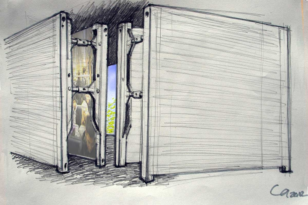Tresor - Ausstellung Die teure billige Stadt