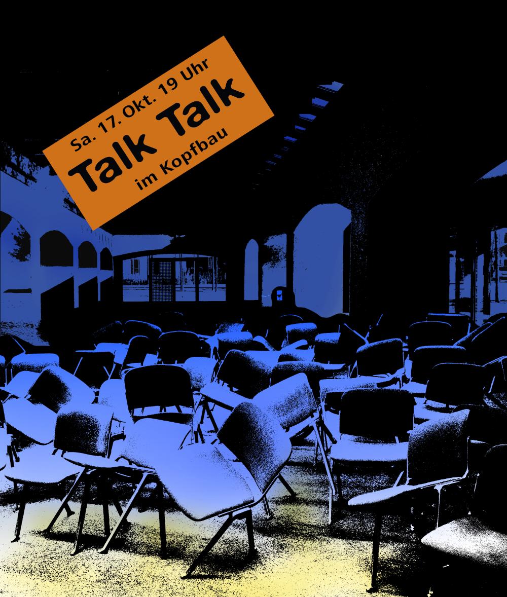 Plakat Talk Talk 3