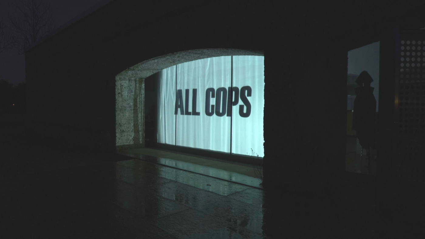 ACAB Scrabble - All cops